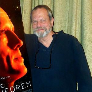 Terry Gilliam | Paula Schwartz Photo