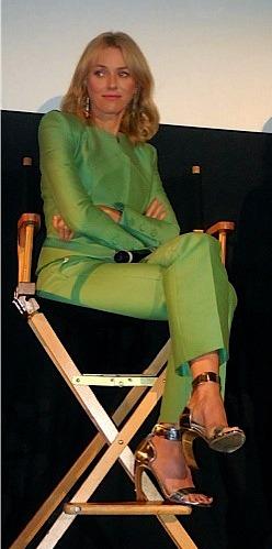 "Naomi Watts at the ""Birdman"" press conference in NYC | Paula Schwartz Photo"