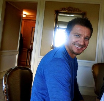 Jeremy Renner | Paula Schwartz Photo