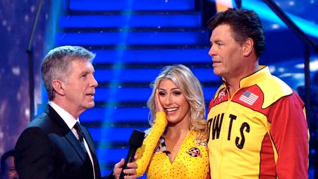 Michael Waltrip DWTS 2