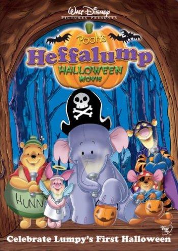 Poohs Heffalump Halloween Movie