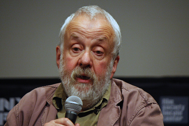 "Mike Leigh discusses ""Mr. Turner"" at the 2014 New York Film Festival 
