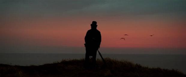 """A still from """"Mr. Turner""""   Film 4, Thin Man Films"""