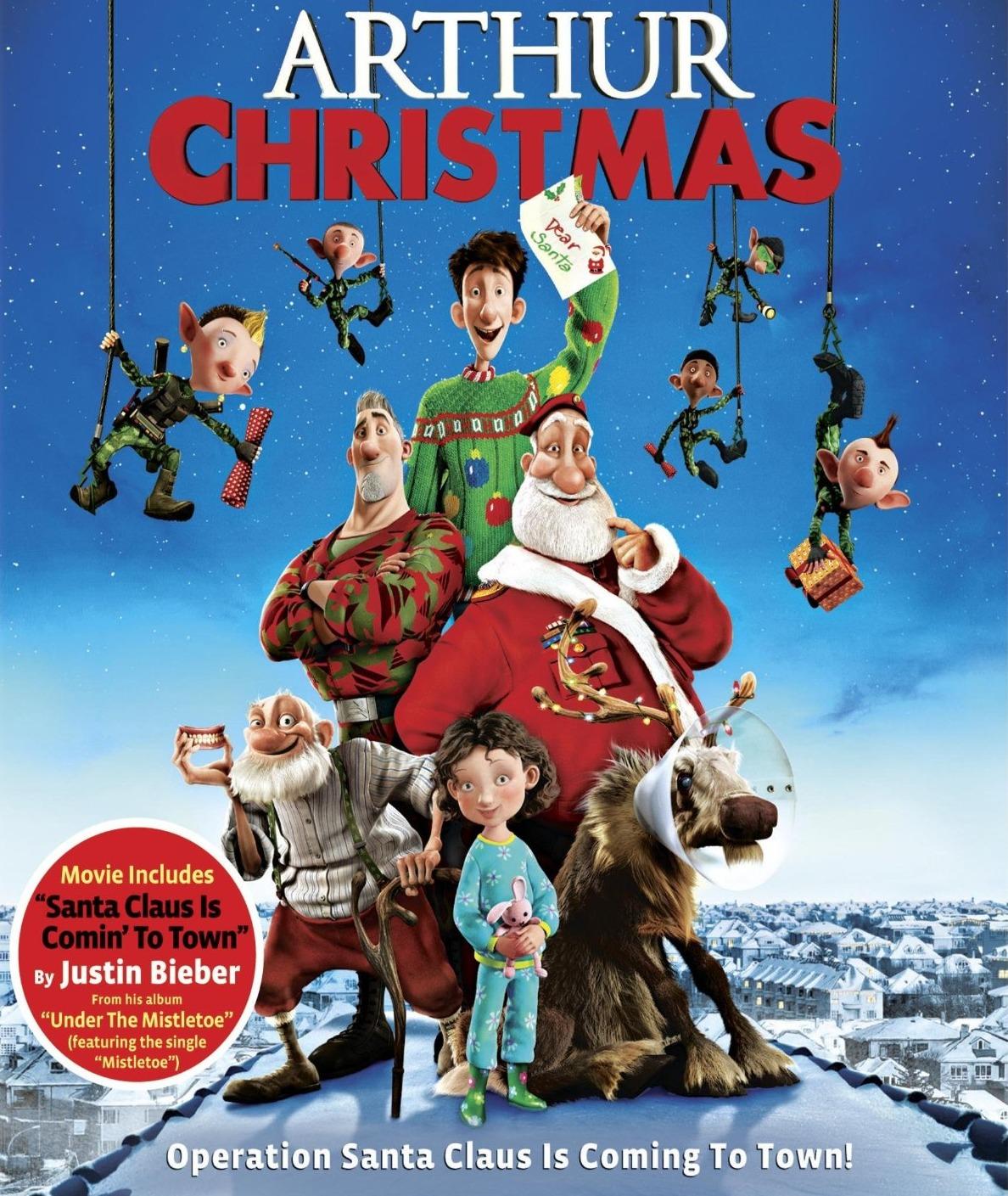 Arthur Christmas 2 - Reel Life With Jane