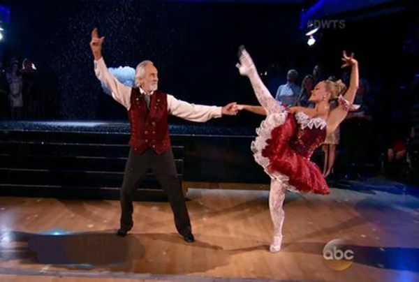 Dancing with the Stars - Tommy and Peta