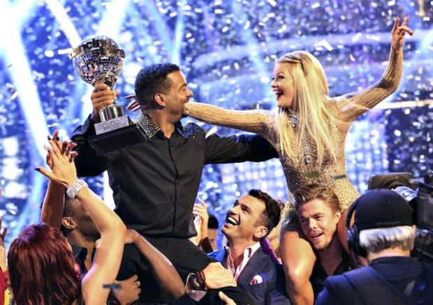 Dancing with the Stars Winners: Alfonso Ribeiro and Witney Carson