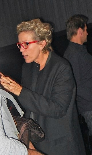"Frances McDormand at the ""Olive Kitteridge"" premiere in NYC"