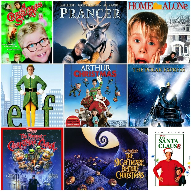 Top 10 Modern Holiday Movies 620
