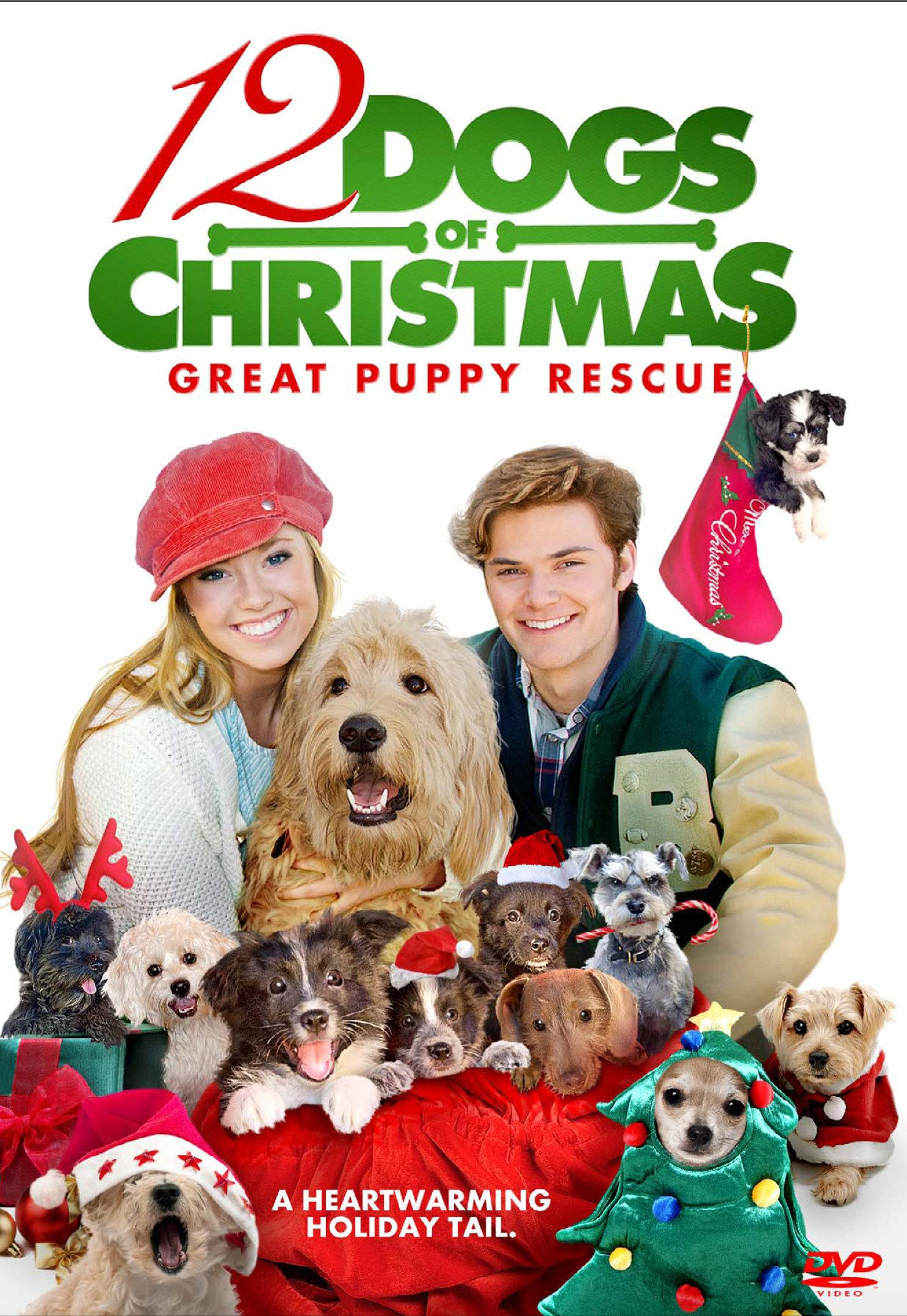 Dog Days Of Christmas Movie Cast