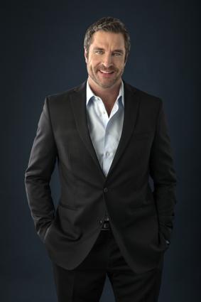 Actor Ben Reed