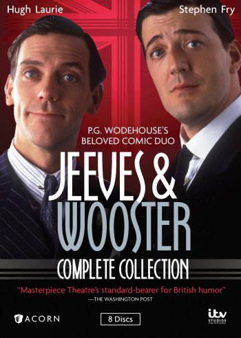 Jeeves and Wooster Complete