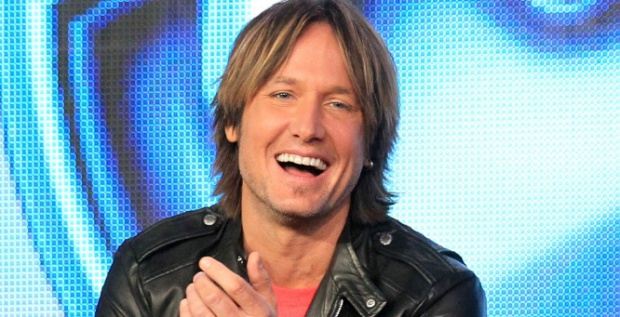 Keith Urban on American Idol | FOX Photo