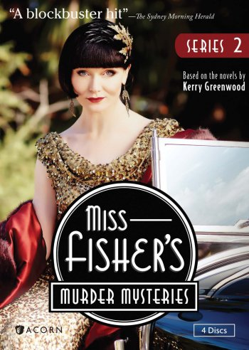 Miss Fisher's Murder Mysteries S2