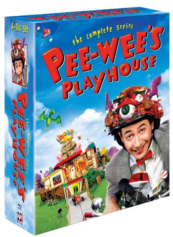 Pee-Wees Playhouse Complete Blu-ray