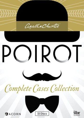 Poirot Complete Cases Collection