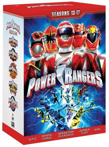 Power Rangers S13-17