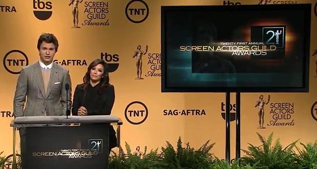 SAG Announcements 2014