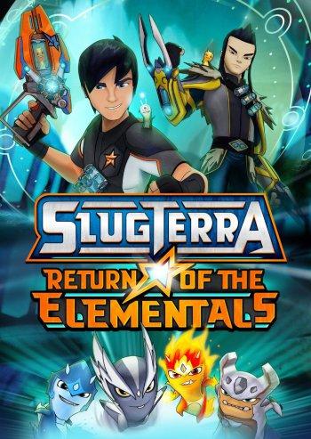 Slugterra Return Elementals