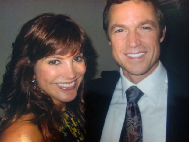 "Moniqua Plante as Natasha and Eric Close as Teddy on ""Nashville"""
