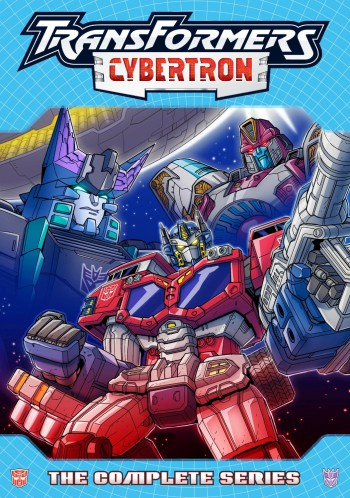 Transformers Cybertron Complete