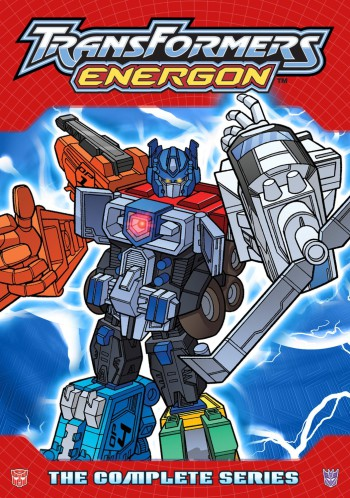 Transformers Energon Complete