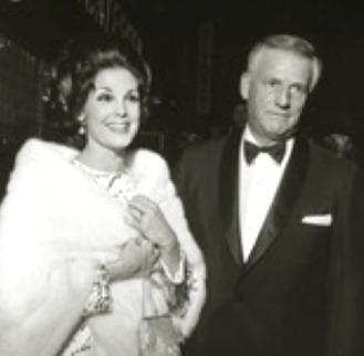Stanley Kramer and Karen Sharpe Kramer
