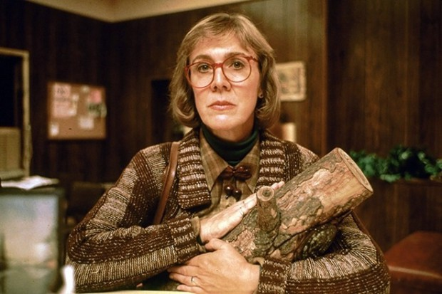 Twin Peaks Log Lady