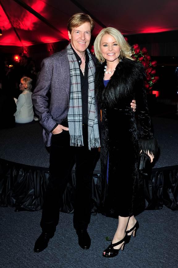 Jack and Kristina Wagner   Hallmark Channel Photo