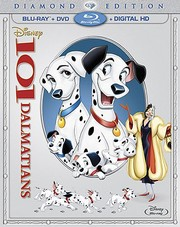 101 Dalmatians Diamon Edition