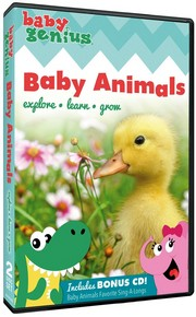 Baby Genius Baby Animals