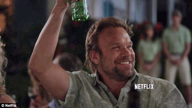 "Norbert Leo Butz in ""Bloodline"""
