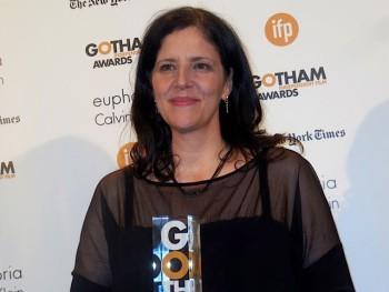 Citizenfour director Laura Poitras at the 2014 Gotham Independent Film Awards | Paula Schwartz Photo