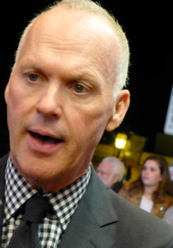 Michael Keaton at the 2015 Santa Barbara International Film Festival | Barbara Singer Photo