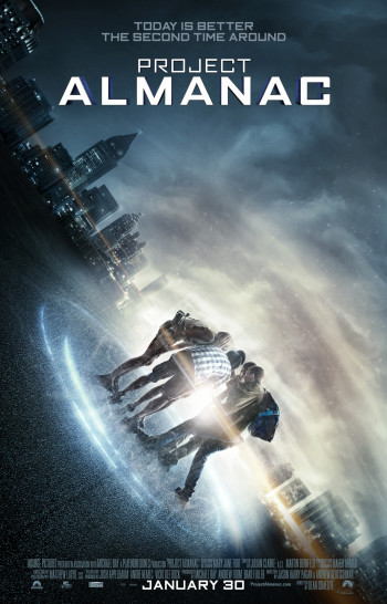 Project Almanac Poster 1