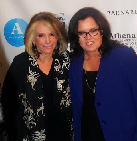 Rosie O'Donnell at the 2015 Athena Film Festival | Paula Schwartz Photo