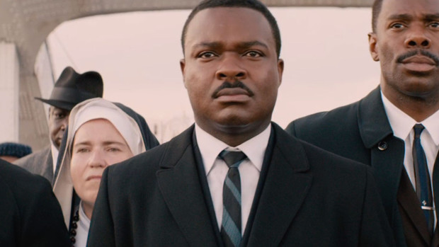 "David Oyelowo as Martin Luther King, Jr. in ""Selma"""