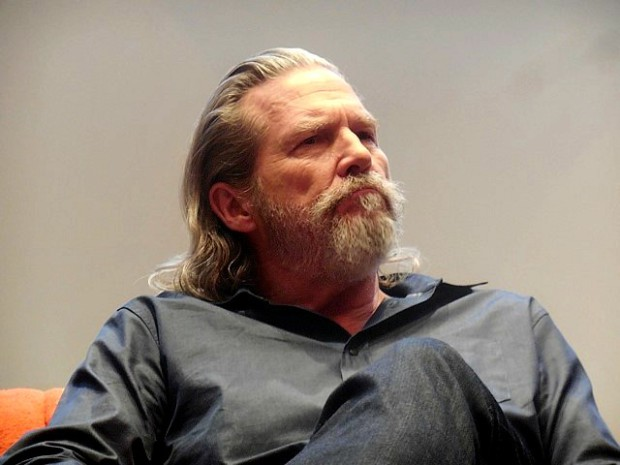 "Jeff Bridges at ""Seventh Son"" Press Conference   Paula Schwartz Photo"