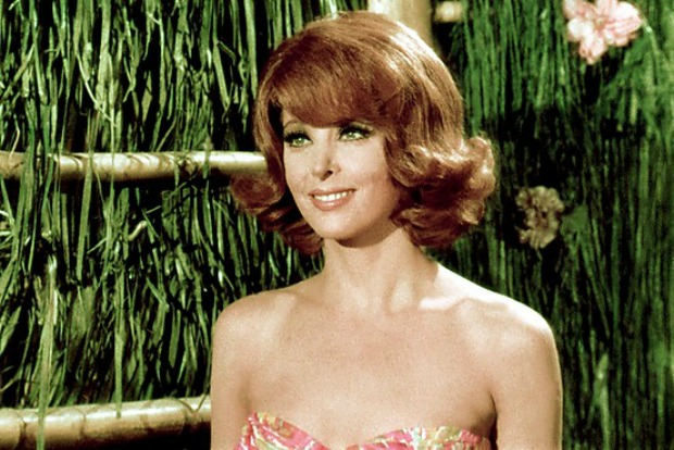 The Movie Star On Gilligan S Island Tina Louise
