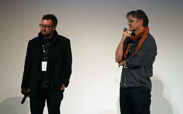 "Jim Scott and Jerry Rothwell talk about ""How to Change the World"" at the 2015 True/False Film Festival 