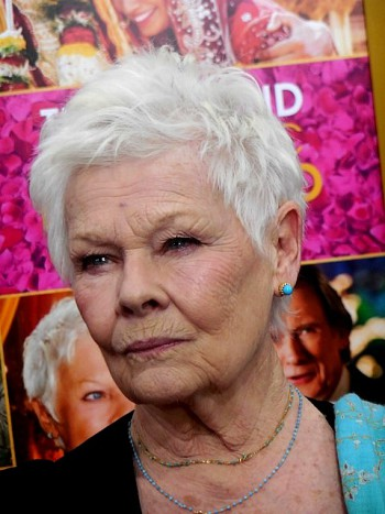 Dame Judi Dench | Paula Schwartz Photo