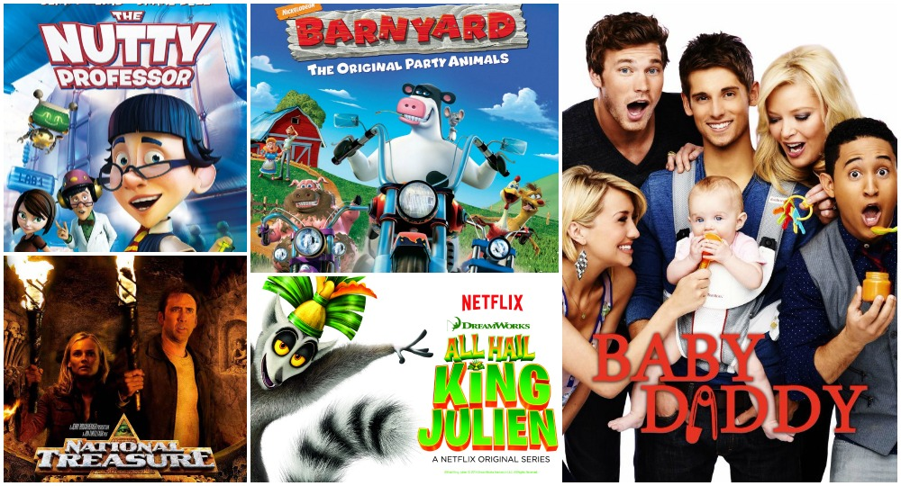 Family movies amp tv shows on netflix april 2015