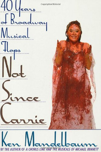 Not Since Carrie cover