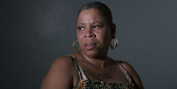 """Pam Brooks in """"Tales of the Grim Sleeper"""""""