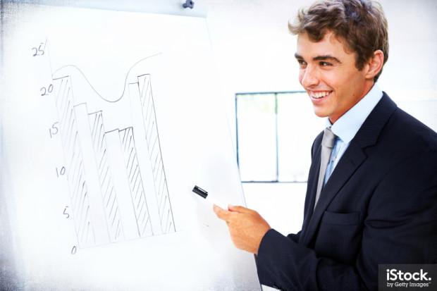 Business forecast? Nothing but upward trajectory.