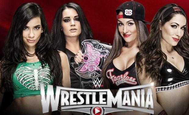 Wrestlemania 31 2