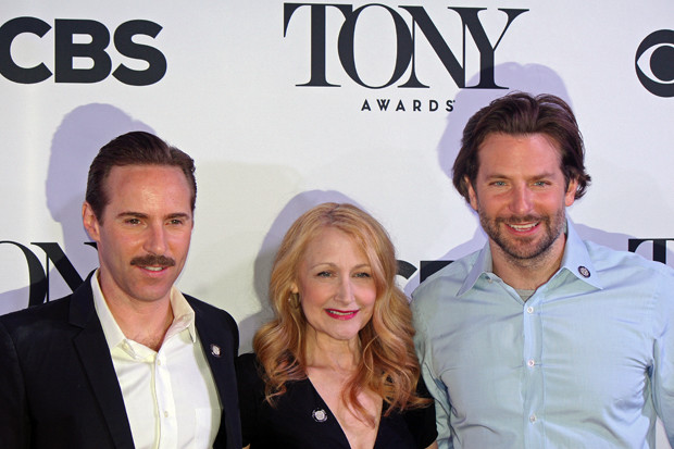 "Alessandro Nivola, Patricia Clarkson, and Bradley Cooper starred in ""The Elephant Man"" on Broadway, and they were all nominated for Tony Awards 