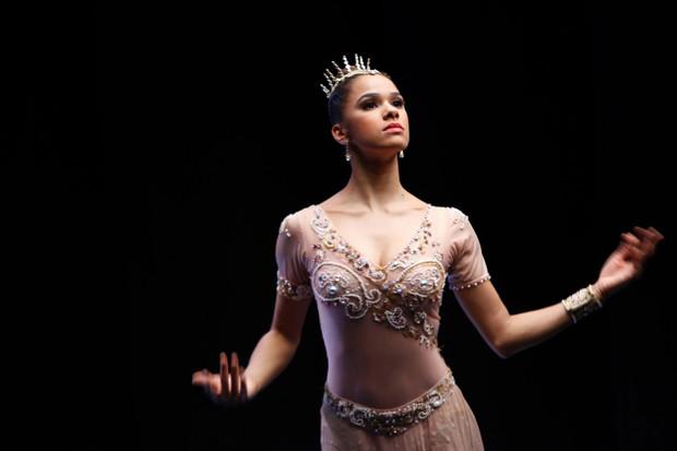 """Misty Copeland in """"A Ballerina's Tale"""""""