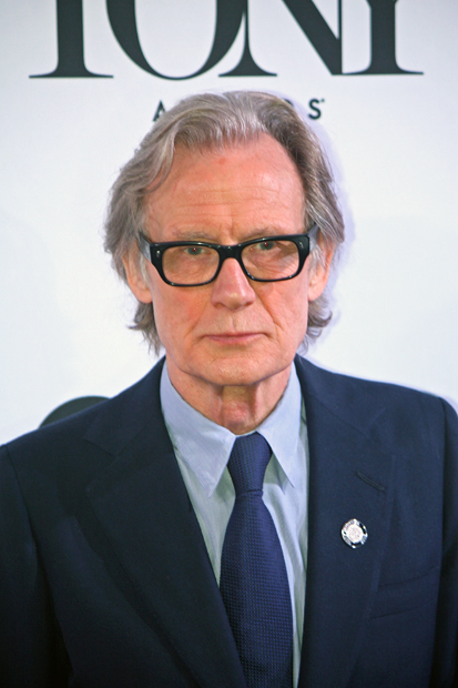 "Bill Nighy is nominated for the play, ""Skylight"" 