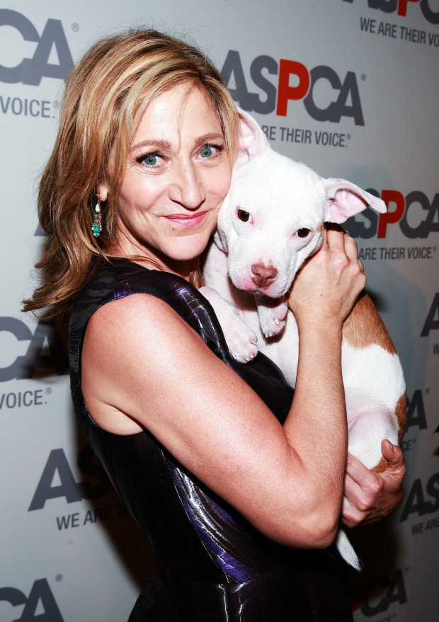 how tall is edie falco