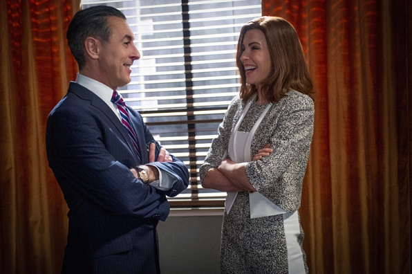 Eli and Alicia - The Good Wife